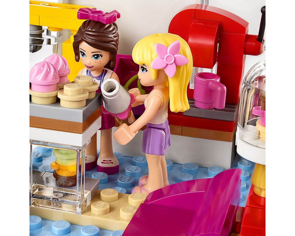 LEGO Set 41119-1 Heartlake Cupcake Cafe