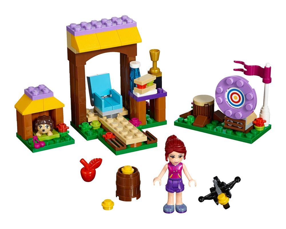 LEGO Set 41120-1 Adventure Camp Archery (LEGO - Model)