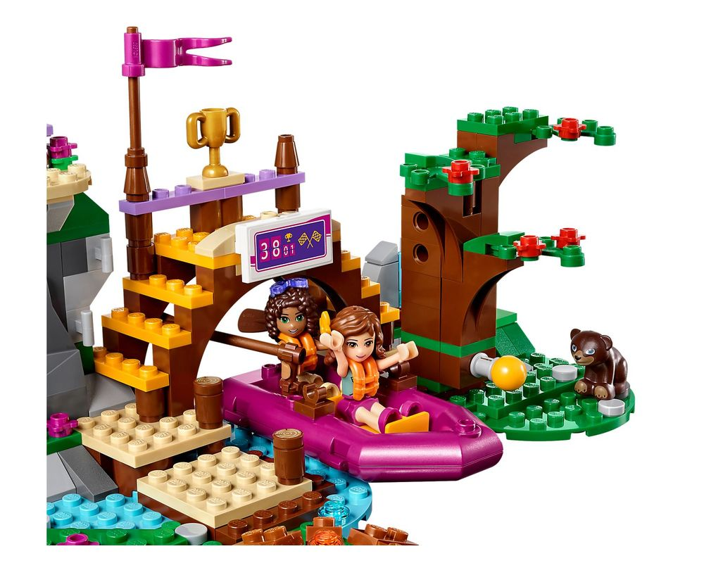 LEGO Set 41121-1 Adventure Camp Rafting