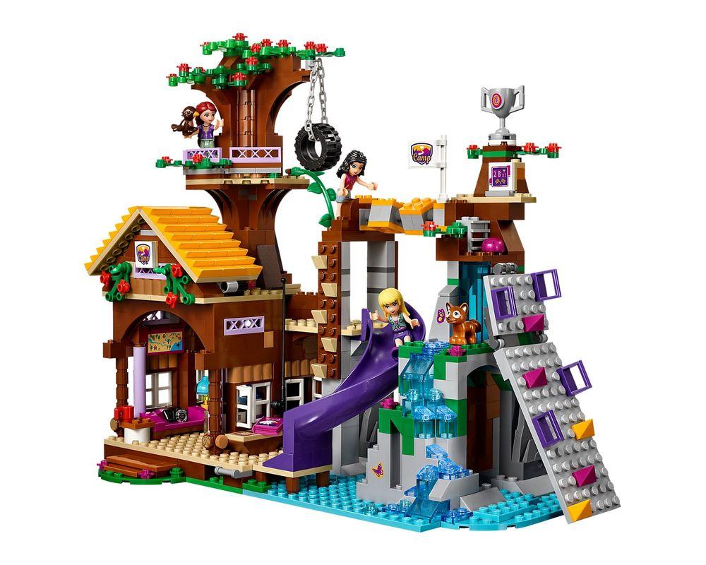 LEGO Set 41122-1 Adventure Camp Tree House