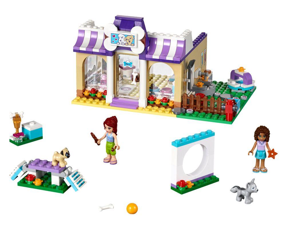 LEGO Set 41124-1 Heartlake Puppy Daycare (LEGO - Model)