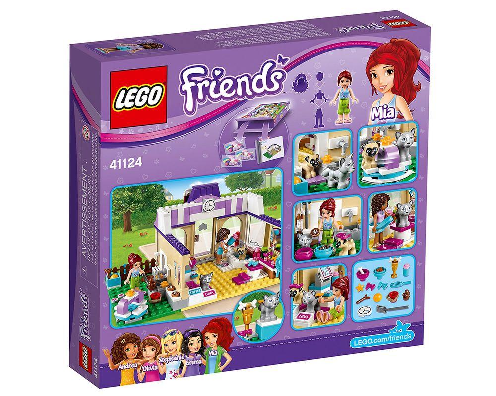 LEGO Set 41124-1 Heartlake Puppy Daycare