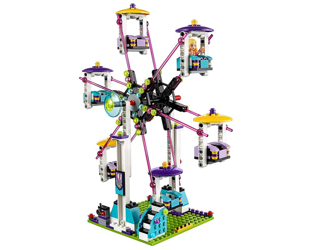 LEGO Set 41130-1 Amusement Park Roller Coaster