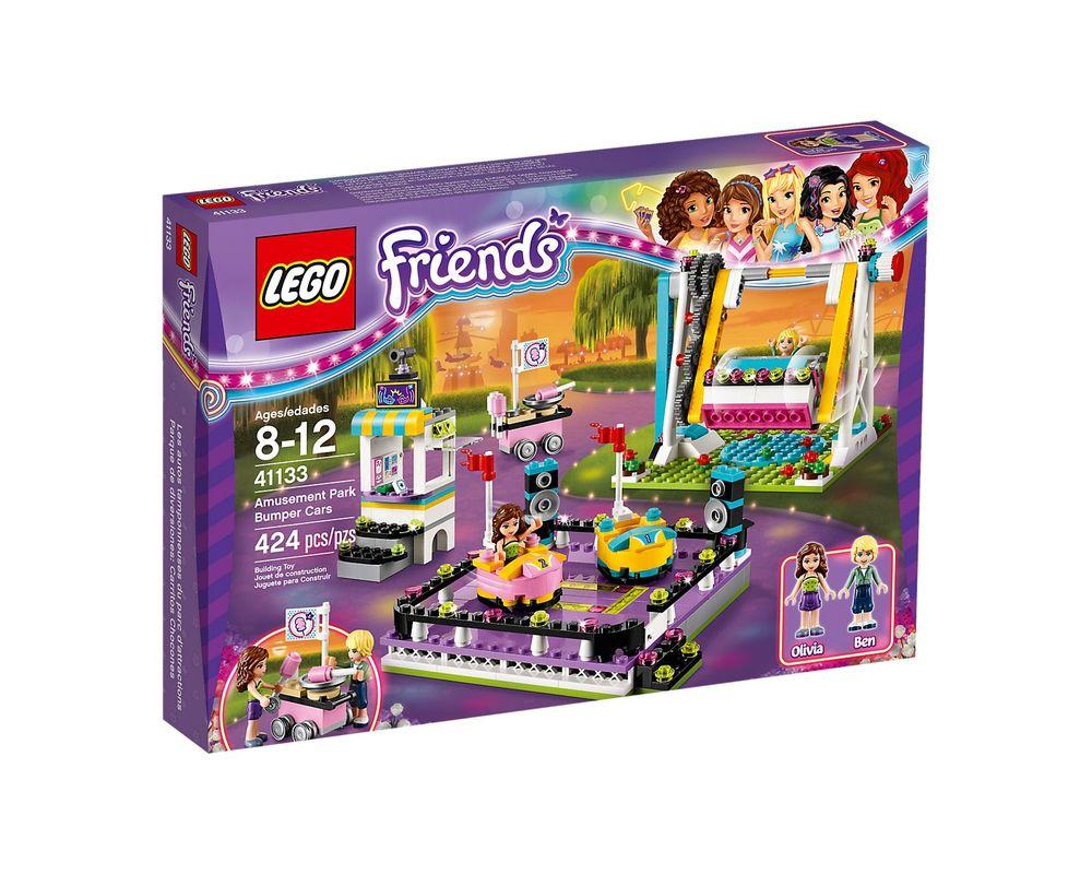LEGO Set 41133-1 Amusement Park Bumper Cars