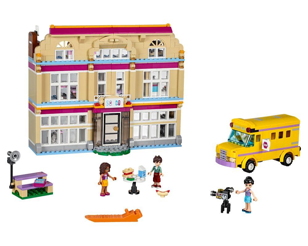 LEGO Set 41134-1 Heartlake Performance School (Model - A-Model)