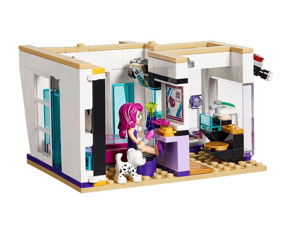 LEGO Set 41135-1 Livi's Pop Star House