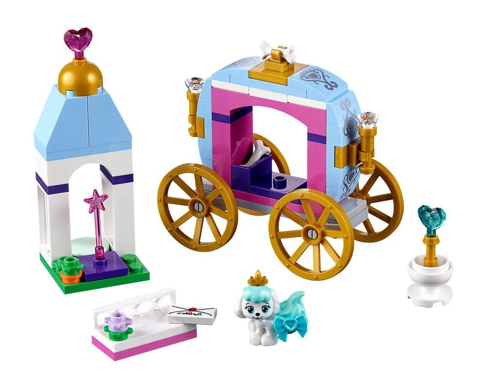 LEGO Set 41141-1 Pumpkin's Royal Carriage (LEGO - Model)