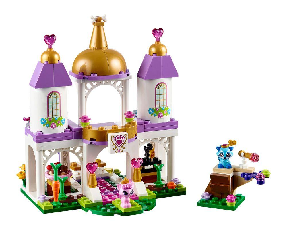 LEGO Set 41142-1 Palace Pets Royal Castle (LEGO - Model)