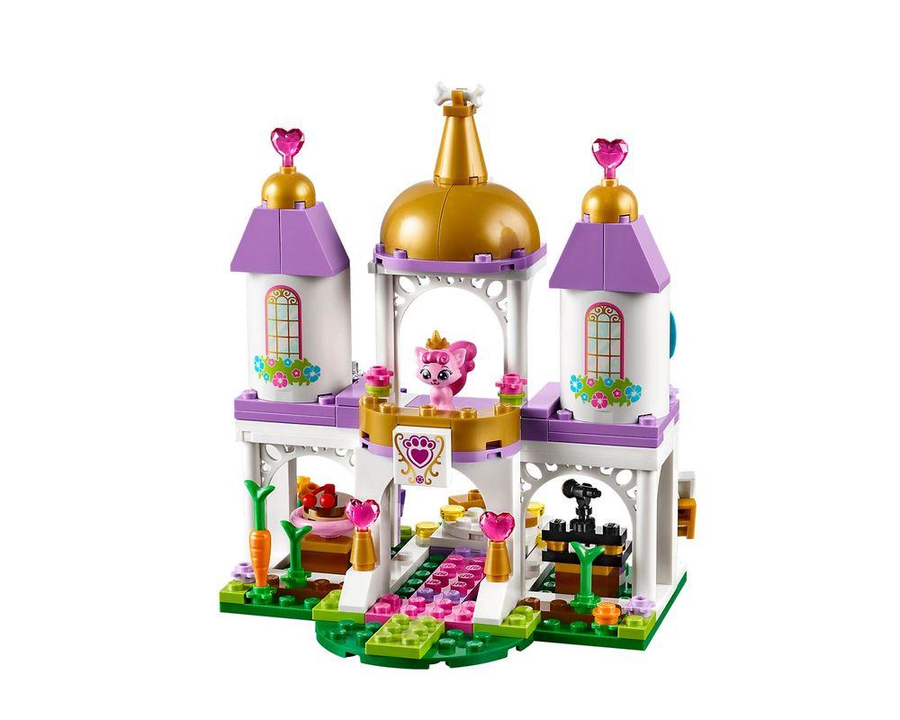 LEGO Set 41142-1 Palace Pets Royal Castle
