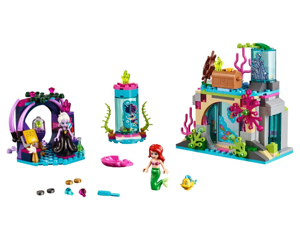 LEGO Set 41145-1 Ariel and the Magical Spell (Model - A-Model)