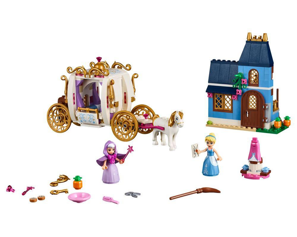LEGO Set 41146-1 Cinderella's Enchanted Evening (LEGO - Model)