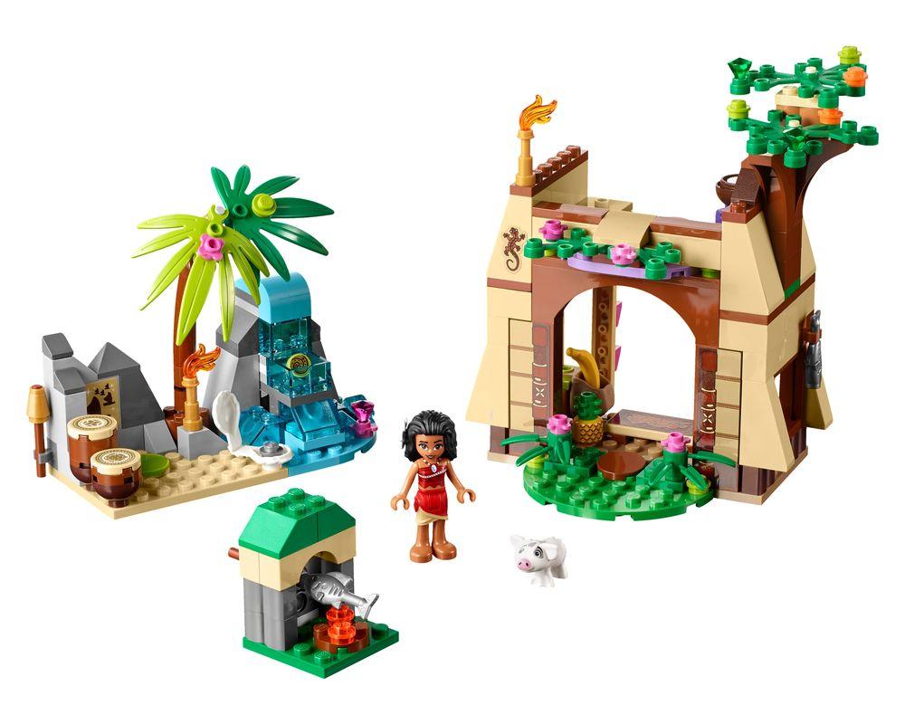 LEGO Set 41149-1 Moana's Island Adventure (LEGO - Model)