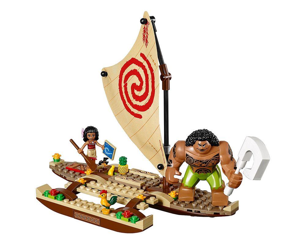 LEGO Set 41150-1 Moana's Ocean Voyage