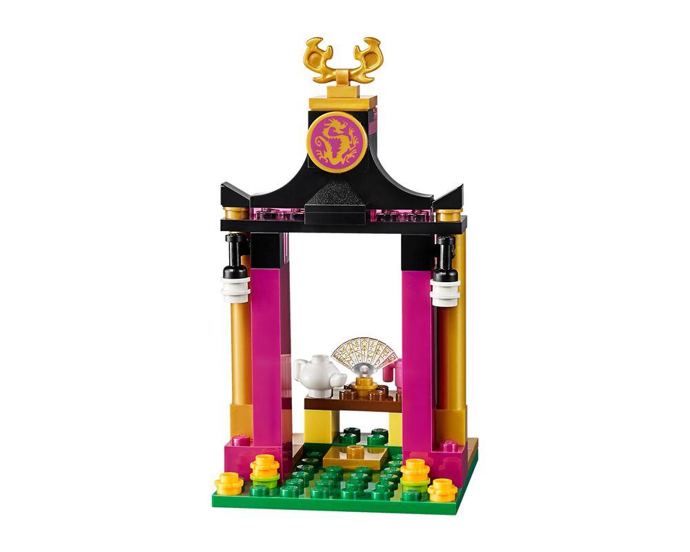 LEGO Set 41151-1 Mulan's Training Day