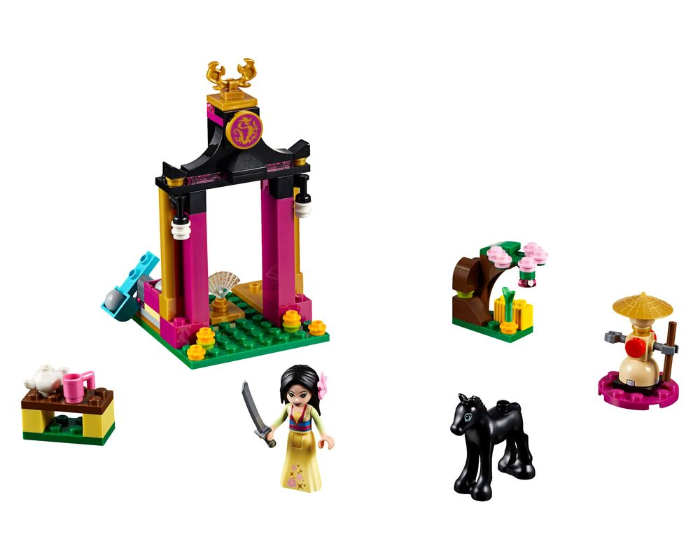 LEGO Set 41151-1 Mulan's Training Day (LEGO - Model)