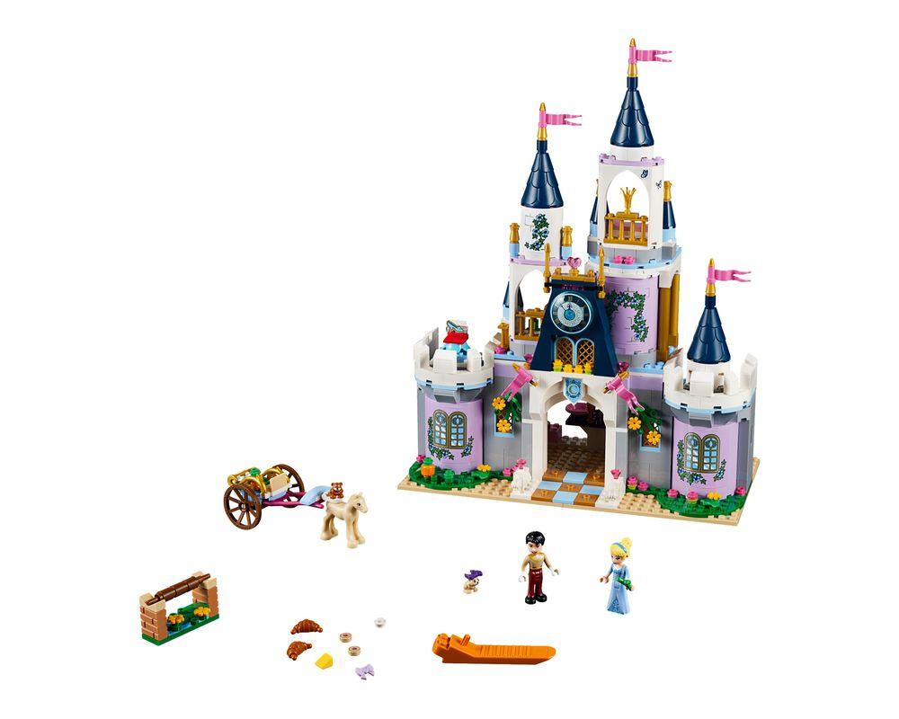 LEGO Set 41154-1 Cinderella's Dream Castle (Model - A-Model)