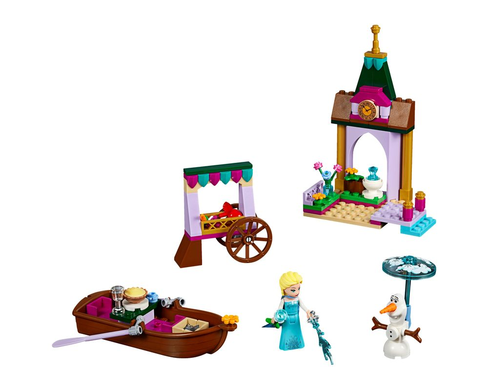 LEGO Set 41155-1 Elsa's Market Adventure (LEGO - Model)