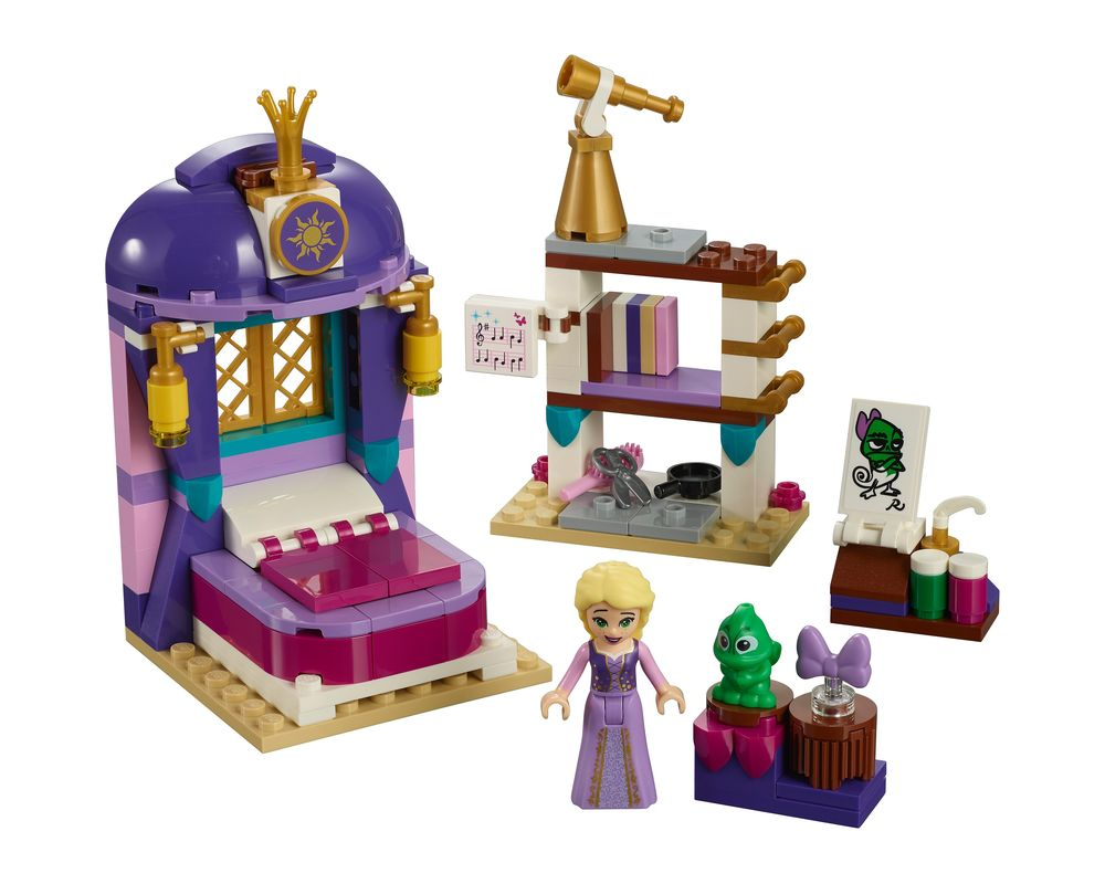 LEGO Set 41156-1 Rapunzel's Castle Bedroom (LEGO - Model)