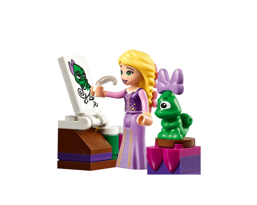 LEGO Set 41156-1 Rapunzel's Castle Bedroom