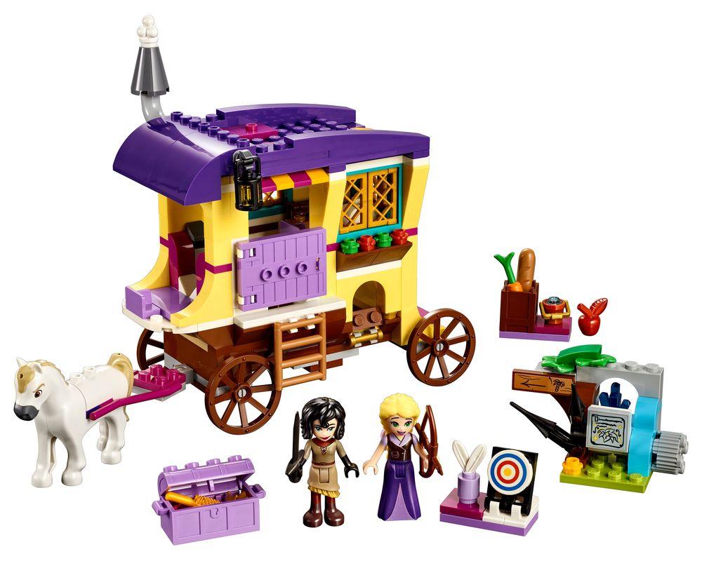 LEGO Set 41157-1 Rapunzel's Travelling Caravan (LEGO - Model)