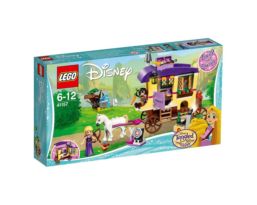 LEGO Set 41157-1 Rapunzel's Travelling Caravan