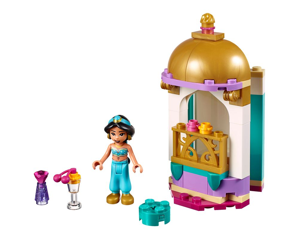 LEGO Set 41158-1 Jasmine's Petite Tower (LEGO - Model)