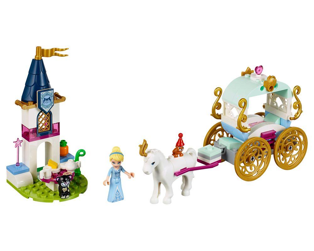 LEGO Set 41159-1 Cinderella's Carriage Ride (Model - A-Model)