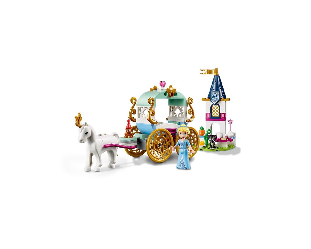 LEGO Set 41159-1 Cinderella's Carriage Ride
