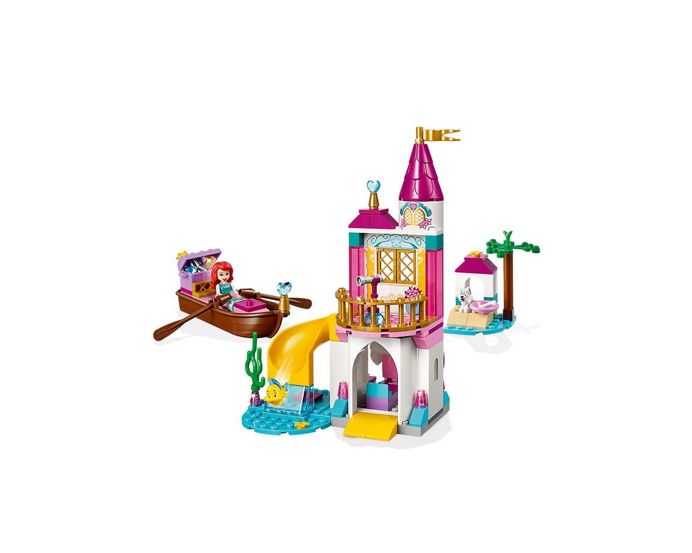 LEGO Set 41160-1 Ariel's Seaside Castle
