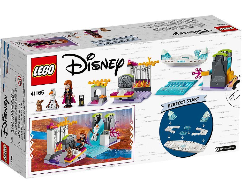 LEGO Set 41165-1 Anna's Canoe Expedition