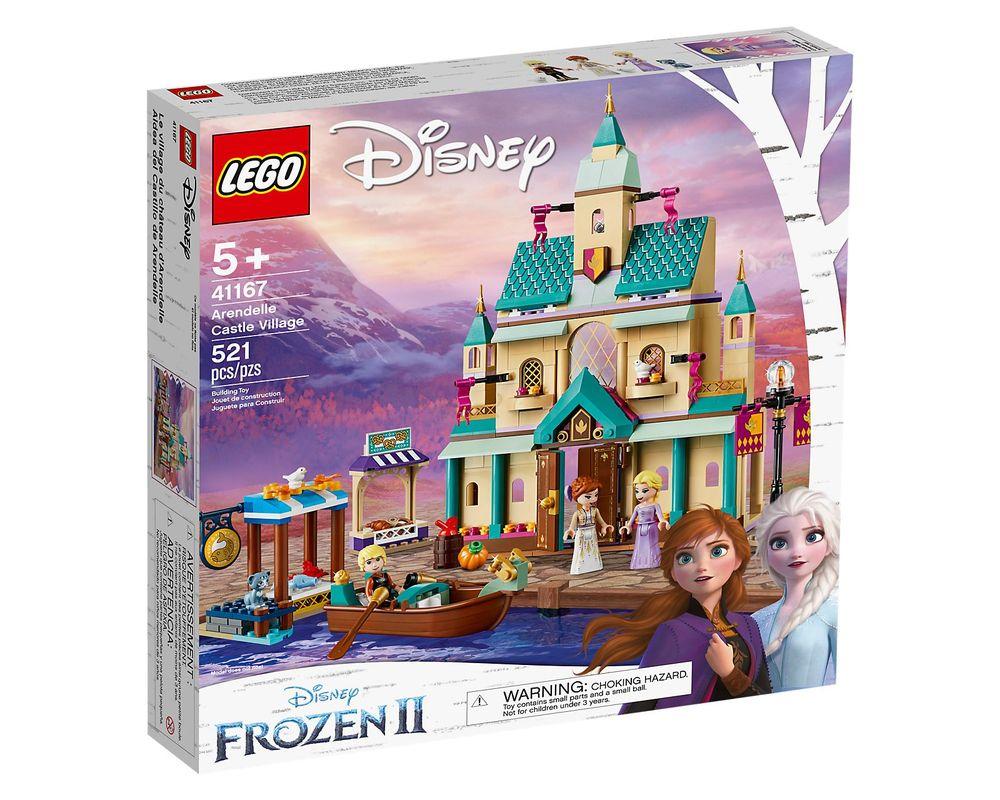 LEGO Set 41167-1 Arendelle Castle Village