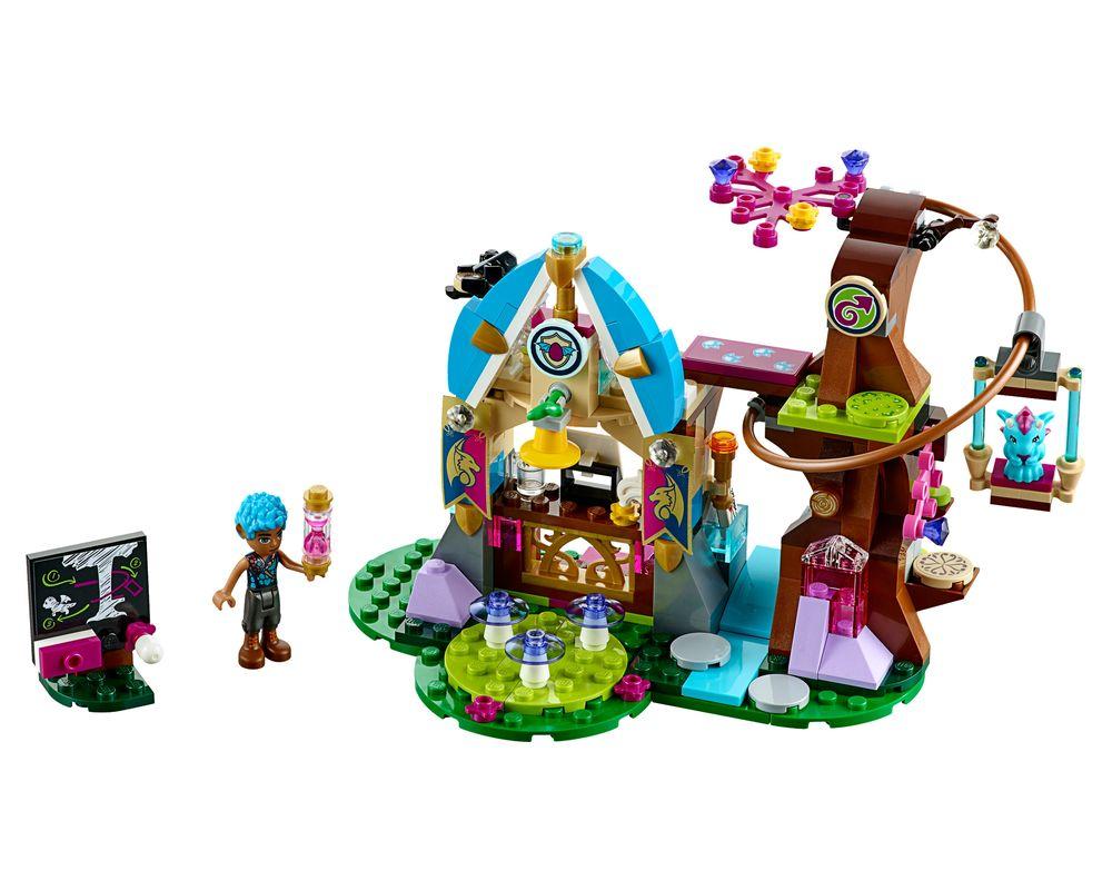 LEGO Set 41173-1 Elvendale School of Dragons (Model - A-Model)