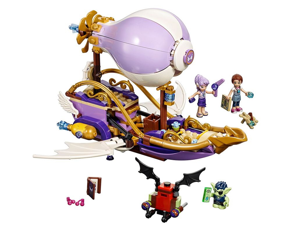 LEGO Set 41184-1 Aira's Airship & the Amulet Chase