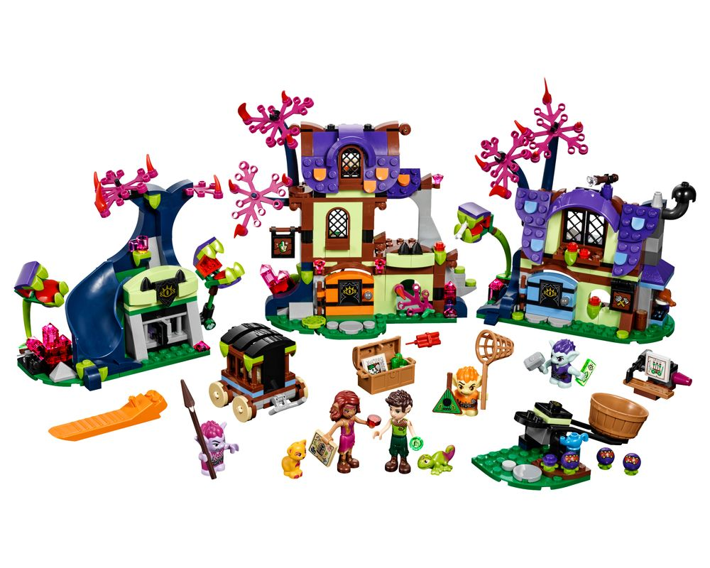 LEGO Set 41185-1 Magic Rescue from the Goblin Village (Model - A-Model)