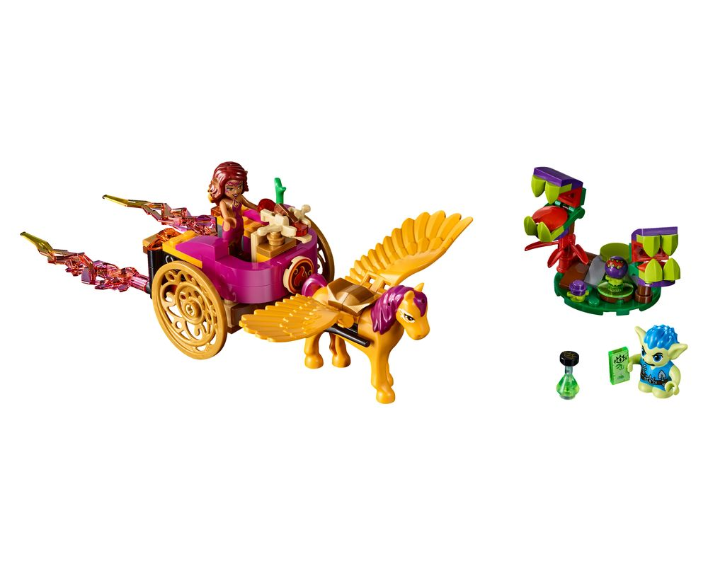 LEGO Set 41186-1 Azari & the Goblin Forest Escape (Model - A-Model)