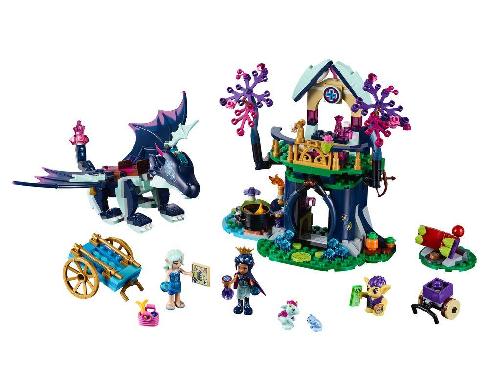 LEGO Set 41187-1 Rosalyn's Healing Hideout (LEGO - Model)