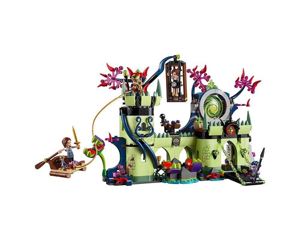 LEGO Set 41188-1 Breakout from the Goblin King's Fortress