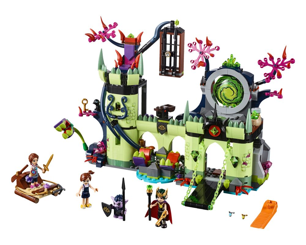 LEGO Set 41188-1 Breakout from the Goblin King's Fortress (Model - A-Model)