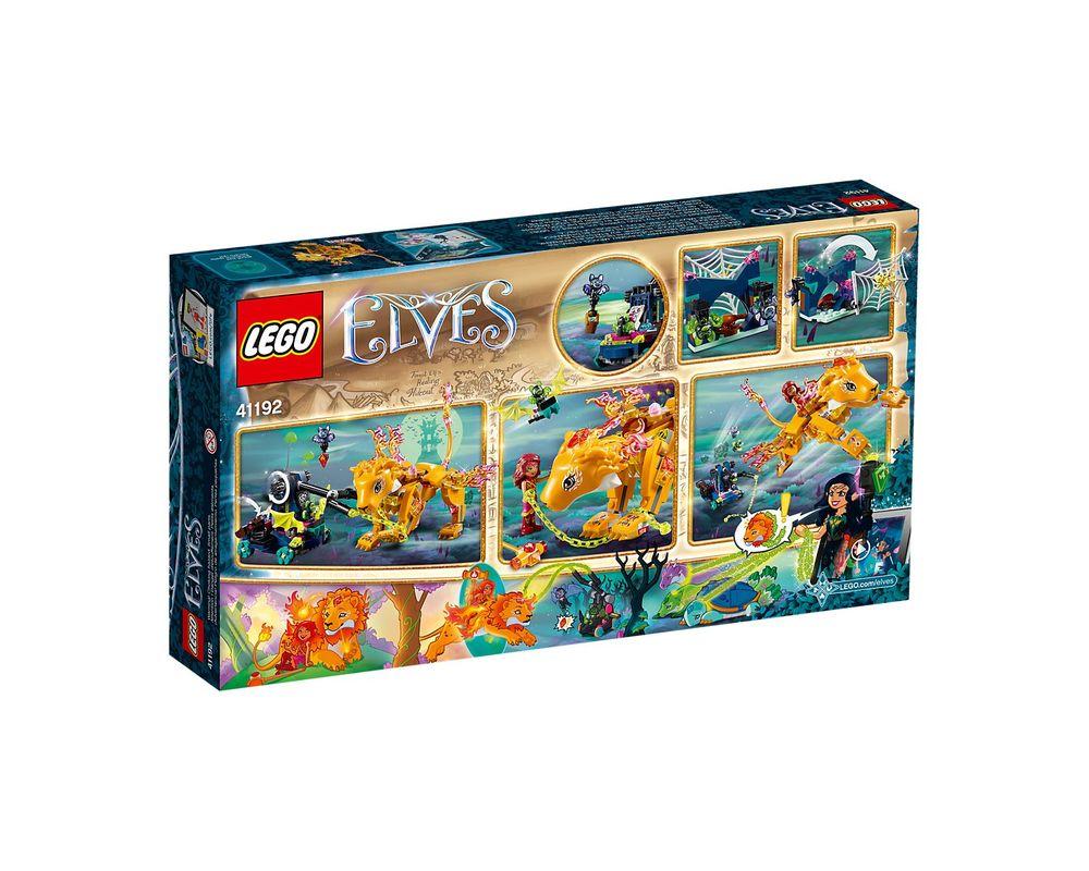 LEGO Set 41192-1 Azari & the Fire Lion Capture