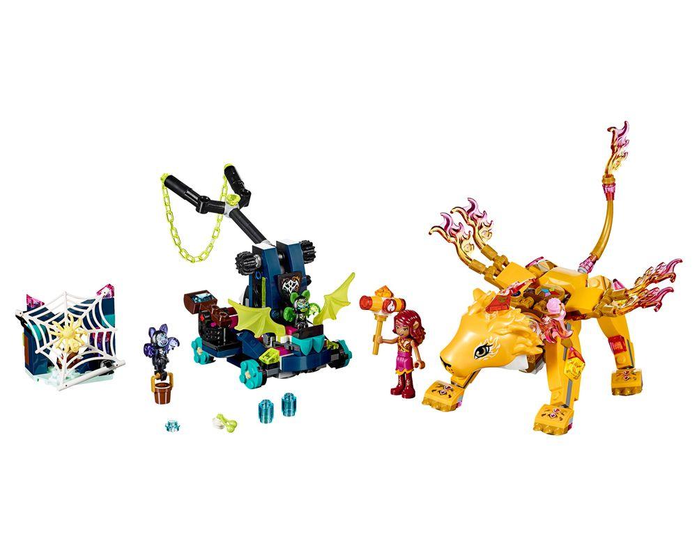 LEGO Set 41192-1 Azari & the Fire Lion Capture (Model - A-Model)