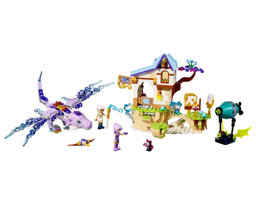 LEGO Set 41193-1 Aira & the Song of the Wind Dragon (LEGO - Model)