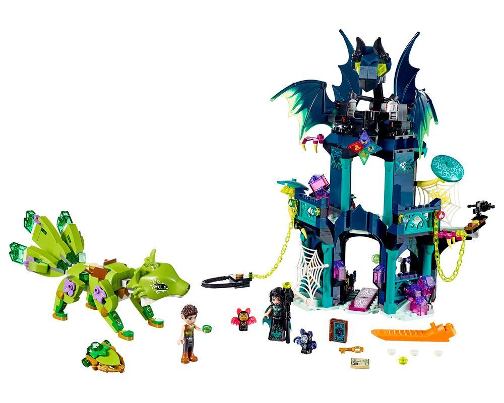 LEGO Set 41194-1 Noctura's Tower & the Earth Fox Rescue (Model - A-Model)