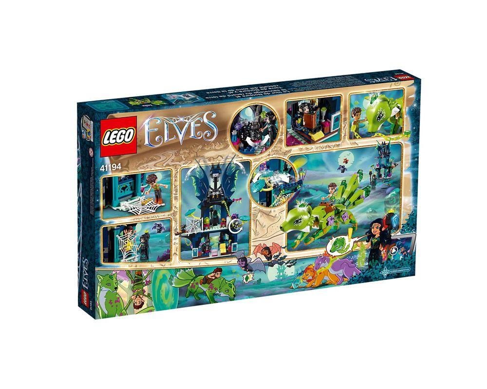 LEGO Set 41194-1 Noctura's Tower & the Earth Fox Rescue