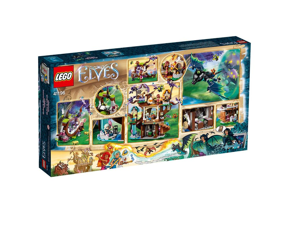 LEGO Set 41196-1 The Elvenstar Tree Bat Attack