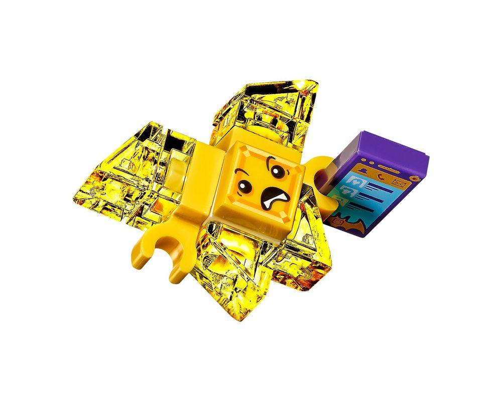 LEGO Set 41230-1 Batgirl Batjet Chase