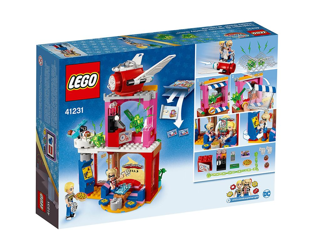 LEGO Set 41231-1 Harley Quinn to the rescue