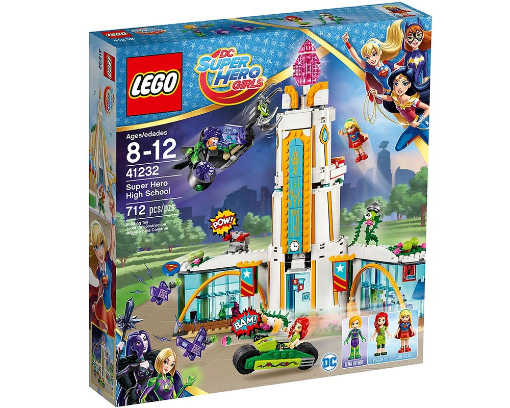 LEGO Set 41232-1 Super Hero High School