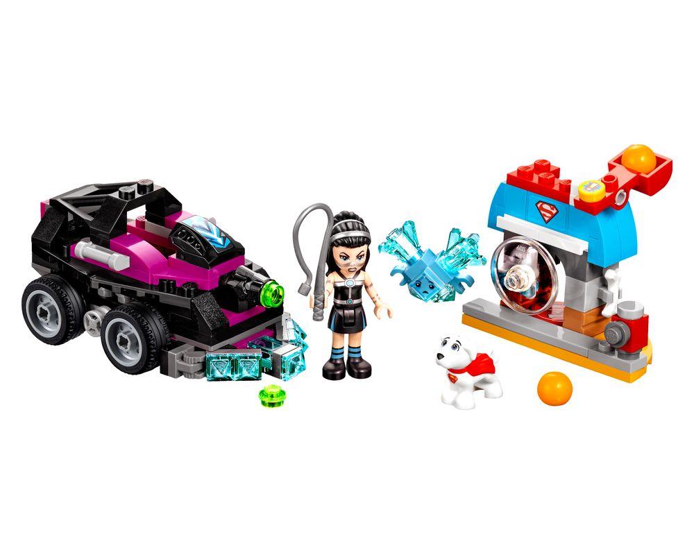 LEGO Set 41233-1 Lashina Tank (LEGO - Model)