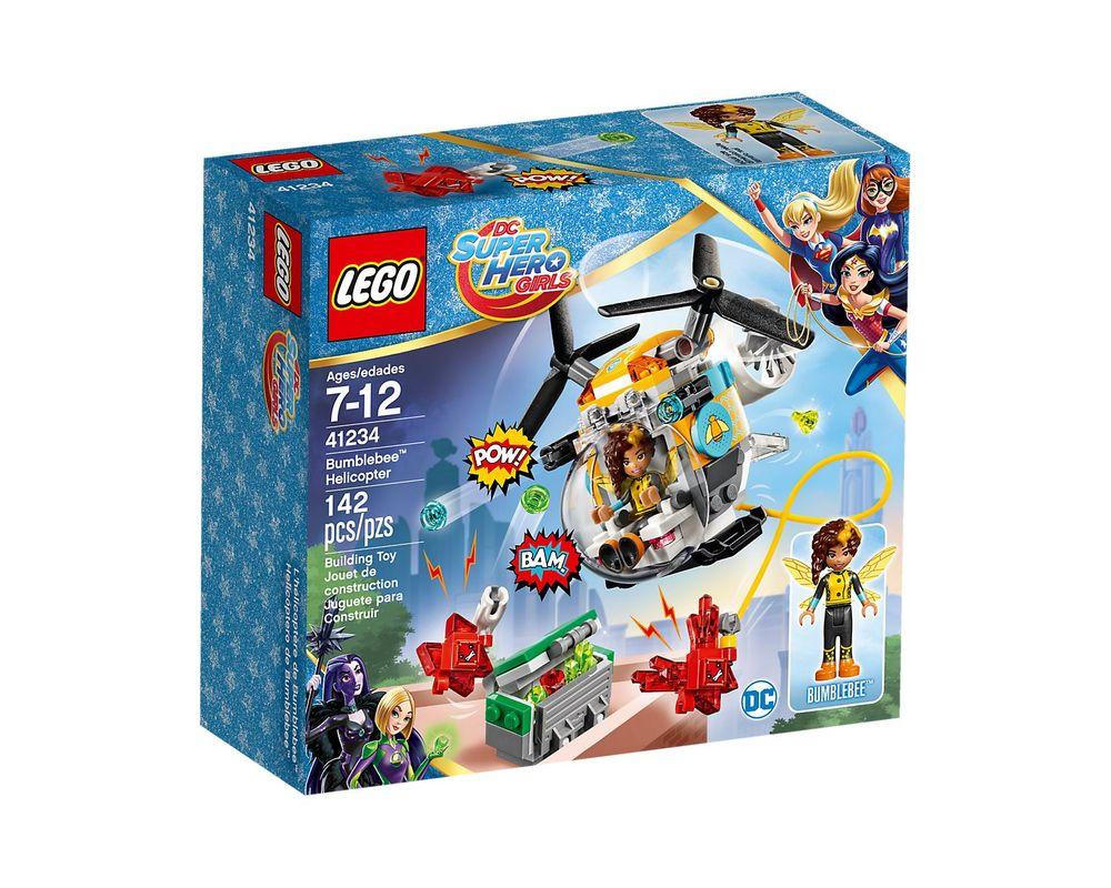 LEGO Set 41234-1 Bumblebee Helicopter