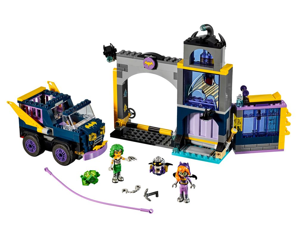 LEGO Set 41237-1 Batgirl Secret Bunker (Model - A-Model)